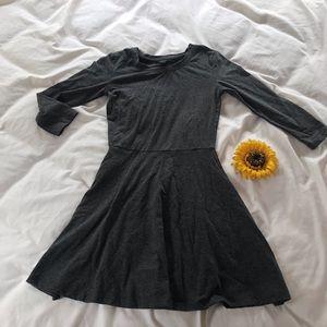 Forever 21 Mini Dress Gray